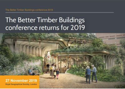 Trada Better Building Conference