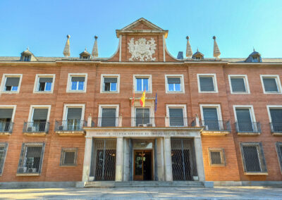 Project meeting in Madrid (online due to Covid-19)